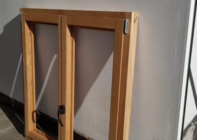 Rame fereastra dubla din lemn stratificat