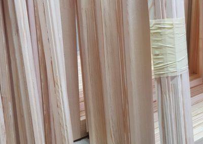 Baghete din lemn si rame ferestre lemn