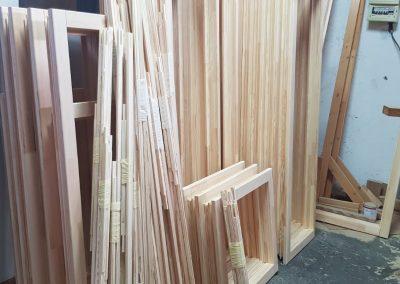 Baghete si ferestre lemn