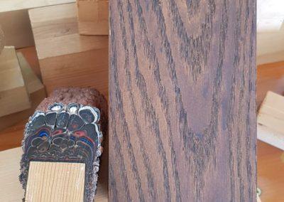 Profil lemn stratificat vopsit