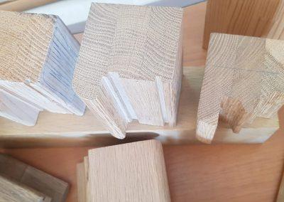 Profile ferestre lemn stratificat